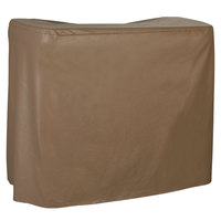 Carlisle 755580 Taupe Vinyl Cover for Carlisle Maximizer Portable Bars