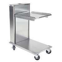 Delfield CT-1826 Mobile Cantilevered Pan Dispenser for 18 inch x 26 inch Sheet Pans