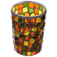Sterno 80274 2 3/8 inch x 3 inch Earthtone Votive Glass
