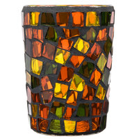 Sterno Products 80274 2 3/8 inch x 3 inch Earthtone Votive Glass