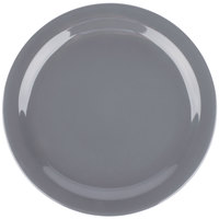 Carlisle 4385040 Peppercorn Dayton 10 1/4 inch Melamine Plate - 48/Case