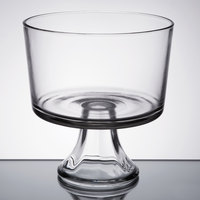 Anchor Hocking 89269 Presence 96 oz. Glass Trifle Bowl