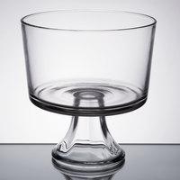 Anchor Hocking 89269 Presence 96 oz. Glass Trifle Bowl
