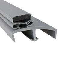 Victory 50596902 Equivalent Magnetic Door Gasket - 23 1/2 inch x 58 inch