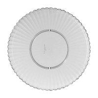 GET HI-2010-CL Mediterranean 13 inch Clear Polycarbonate Plate - 6/Case