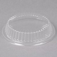 Dart CL5BW Clear Dome Lid for Plastic Bowls and Plates - 1000/Case