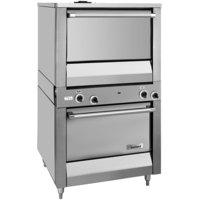 Garland M2R Master Series Liquid Propane Double Deck Oven - 70,000 BTU
