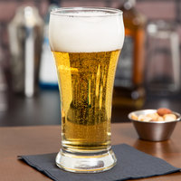 Libbey 14 Heavy Base 12 oz. Pilsner Glass - 36/Case