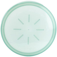 GET EC-07-LID Jade Green Replacement Lid for EC-07-1 12 oz. Soup Container - 12/Case