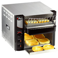APW Wyott XTRM-1 10 inch Wide Conveyor Toaster with 1 1/2 inch Opening - 208V