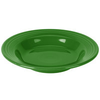 Homer Laughlin 451324 Fiesta Shamrock 13.25 oz. Rim Soup Bowl - 12/Case