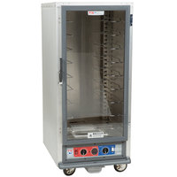 Metro C517-CFC-U C5 1 Series Non-Insulated Heated Proofing and Holding Cabinet - Clear Door