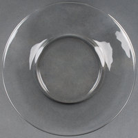 Anchor Hocking 828U 6 1/4 inch Glass Dinner Plate - 36 / Case