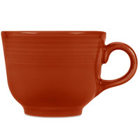 Homer Laughlin 452334 Fiesta Paprika 7.75 oz. Cup - 12/Case