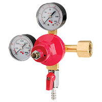 Micro Matic 942B Economy Series Double Gauge Primary CO2 High-Pressure Regulator