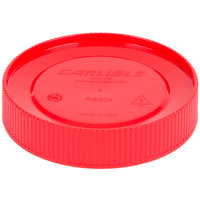 Carlisle PS30405 Store 'N Pour Red Cap
