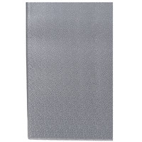 Cactus Mat 1025R-E4P Tredlite 4' Wide Gray Pebbled Vinyl Anti-Fatigue Mat - 3/8 inch Thick