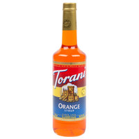 Torani 750 mL Orange Flavoring / Fruit Syrup