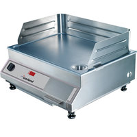 Garland GI-SH/GR 3500 21 inch Countertop Induction Griddle - 3.5 kW