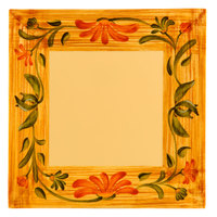 GET ML-104-VN Venetian 10 inch Square Plate - 12/Pack