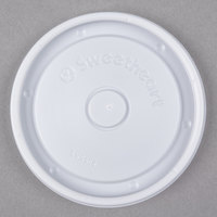 Dart Solo LVS508-0007 Bare 8 oz. Container Lid - 2000/Case