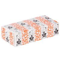 7 1/8 inch x 3 3/8 inch x 1 7/8 inch 1-Piece 1 lb. Halloween Candy Box   - 250/Case