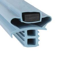 Delfield 1702474 Equivalent Magnetic Door Gasket - 25 1/2 inch x 25 1/2 inch