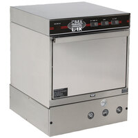 CMA Dishmachines L-1X Undercounter Dishwasher Low Temperature 12 1/8 inch Door Opening - No Heater