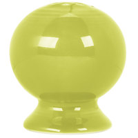 Homer Laughlin 750332 Fiesta Lemongrass Salt Shaker - 12/Case