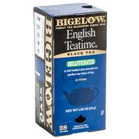 Bigelow English Teatime Decaffeinated Tea Bags - 28/Box