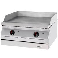 Garland ED-15G Designer Series 15 inch Electric Countertop Griddle - 208V, 3.4 kW