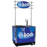 Mobile Draft Cart - 1/2 Keg Capacity