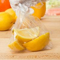 Inteplast Group PB040212 4 inch x 2 inch x 12 inch Plastic Food Bag - 1000/Case