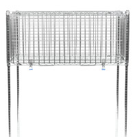 Metro SECM2448NC 24 inch x 48 inch x 24 inch Super Erecta Security Module