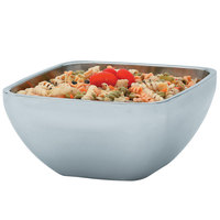Vollrath 47674 Double Wall Square 3.2 Qt. Serving Bowl