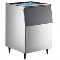 Hoshizaki B-500PF 30 inch Ice Storage Bin with Galvanized Steel Finish - 500 lb.