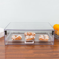 Cal-Mil 920 Classic Stackable Acrylic Display Case with Front Door - 18 1/2 inch x 14 inch x 6 inch