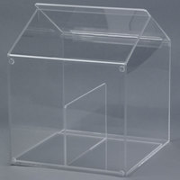 Cal-Mil 948 Classic Stackable Acrylic Food Bin - 11 inch x 14 inch x 12 inch