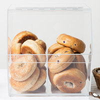 Cal-Mil 948 Classic Stackable Acrylic Food Bin - 11 inch x 14 inch x 12 inch