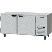 Beverage-Air UCR67AHC 67 inch Undercounter Refrigerator