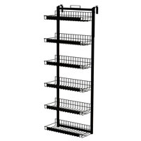 Hanging Six Pack Rack - Holds (18) 6 Packs