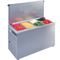 APW Wyott CTCW-43 Countertop Cold Food Well - 120V