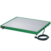 Hatco GRS-36-I 36 inch x 20 inch Glo-Ray Green Portable Heated Shelf Warmer - 550W