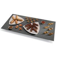 Hatco GRSS-6018 60 inch x 18 inch Night Sky Heated Stone Shelf - 120V, 1560W