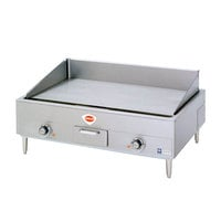 Wells G-19 36 inch Electric Countertop Griddle - 400V, 12000W