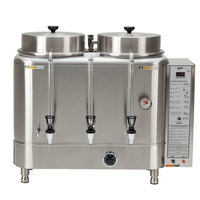 Curtis RU-300-35 Liquid Propane Automatic Twin 3 Gallon Coffee Urn