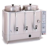Curtis RU-600-35 Liquid Propane Automatic Twin 6 Gallon Coffee Urn
