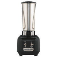 Hamilton Beach HBB250S-CE Rio 3/4 hp 32 oz. Stainless Steel Bar Blender - 230V (International Use Only)