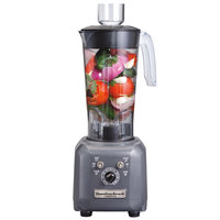 Hamilton Beach HBF500-CE 1 HP 48 oz. High Performance Food Blender - 230V (International Use Only)