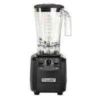 Hamilton Beach HBH550-CE Fury 3 hp 64 oz. High Performance Bar Blender - 230V (International Use Only)
